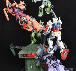 Gallery Bandai Gunpla Builders World Cup 2011