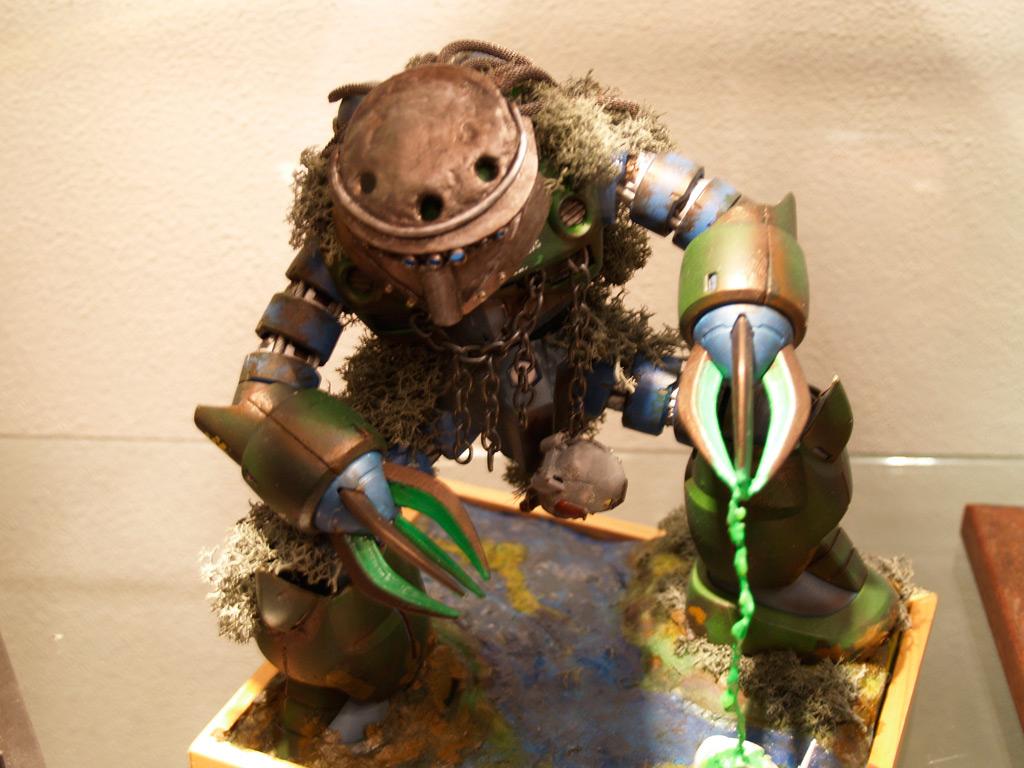 Zaku-predator