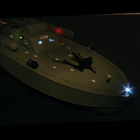 Grazie al distributore ufficiale della pro boat: la ditta scorpio di