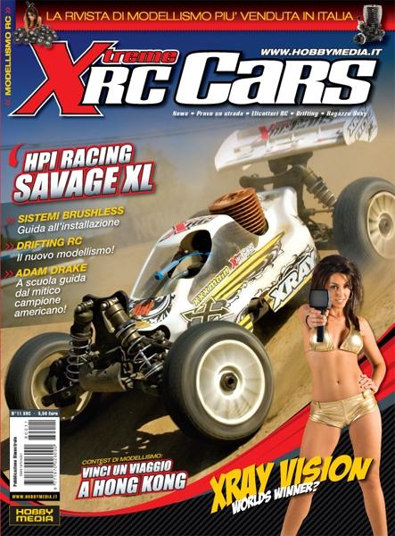 rivista di modellismoXRC