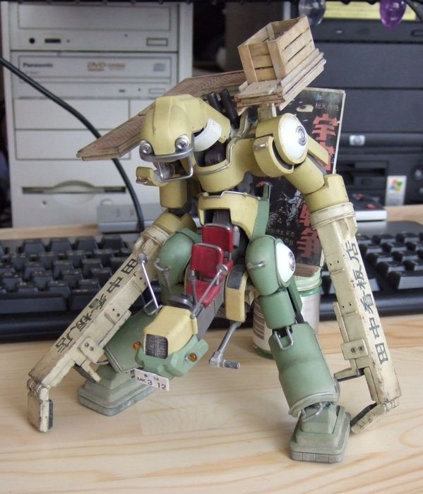 modellismo statico giapponese