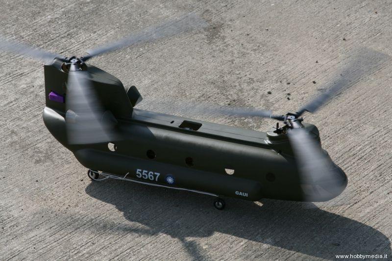 Elicottero A Due Eliche : Gaui ch a chinook elicottero da trasporto due rotori