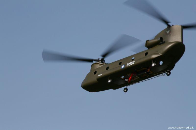 Elicottero Trasporto : Gaui ch a chinook elicottero da trasporto due rotori