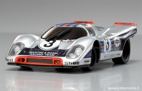 Porsche on Kyosho Dnano Fx101   Porsche 917 K Autoscale Collection