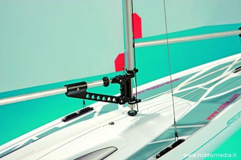 Robbe sirius rs 32 arts barca a vela radiocomandata for Accessori per barca a vela