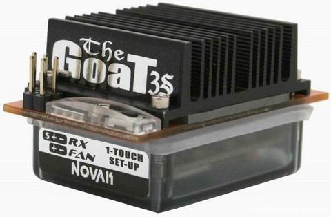 Novak Goat 3S Crawler - Regolatore di velocità brushless ...