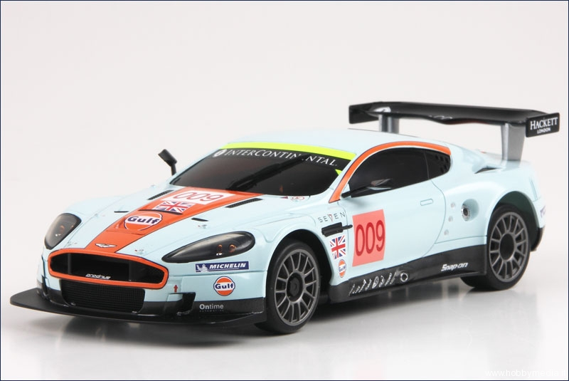 kyosho mini z mr02 aston martin dbr 9 hobbymedia. Black Bedroom Furniture Sets. Home Design Ideas