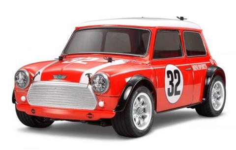 Scale Auto Racing on Tamiya M05   Rover Mini Cooper Racing 2wd In Scala 1 10