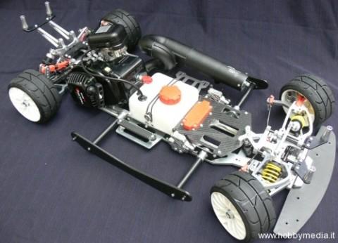 Scale Auto Racing News on Scala 1 5 La Genius Racing Presenta Il Nuovo Telaio Xr Evoluzione Del
