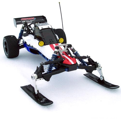 HPI RACING BAJA 5B FLUX ELECTRIC 2WD RTR BUGGY 2.4GHZ 7692 OWNER CD MANUAL