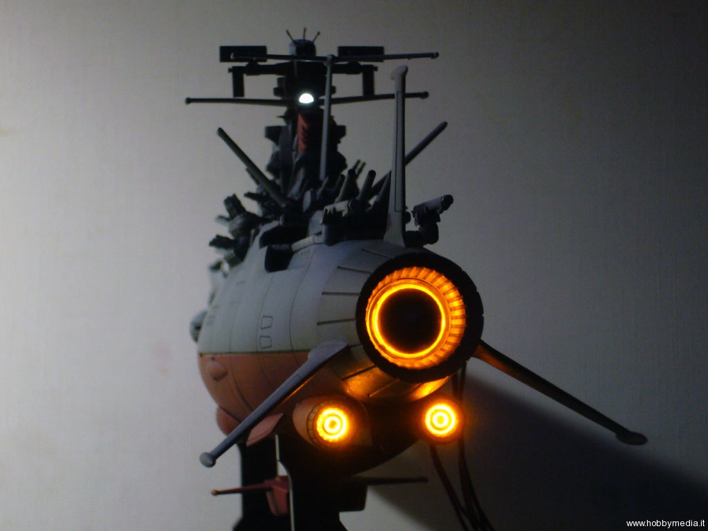 Modellismo statico giapponese luci ed effetti sonori hobbymedia