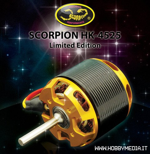 scorpion-hk-4525-limited-edition