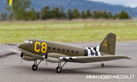 c-47-skytrain-twin-brushless-epo-plane