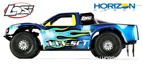 losi-xxx-sct-rolling-chassis