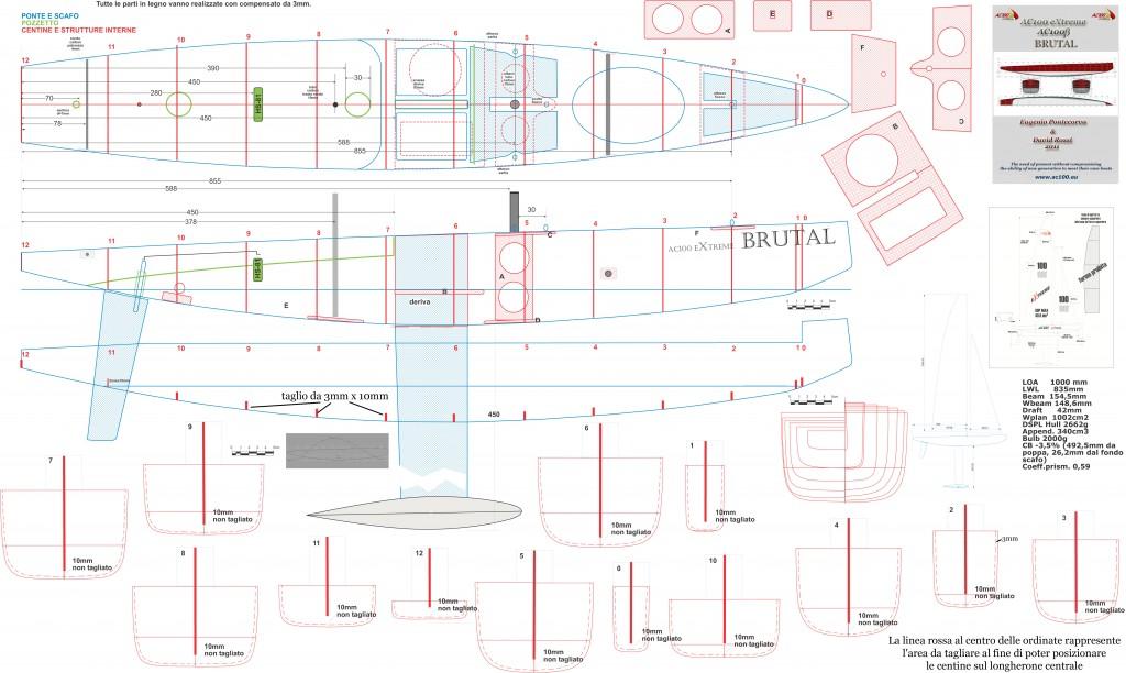 Piani di costruzione modellismo navale download la cura for Creatore di piani gratuito