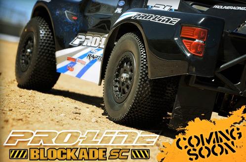 pro-line-blockade-sc-gomme-per-short-course-truck