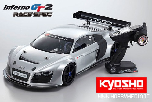 Kyosho  1/8  4.1   20500.-