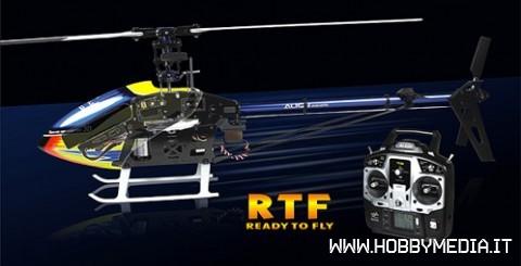 trex-450-rtf