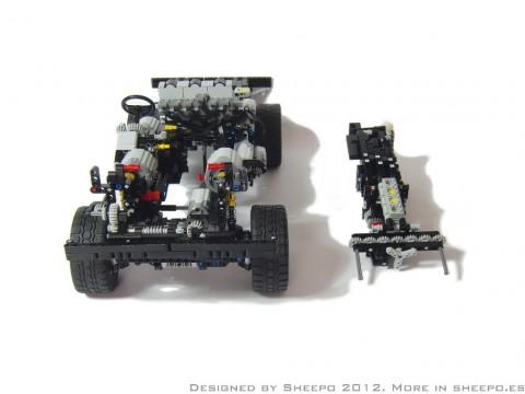 lego-defender-meccanica