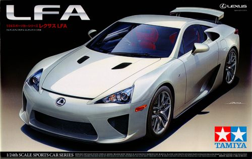 tamia-lexus-lfa-modellino