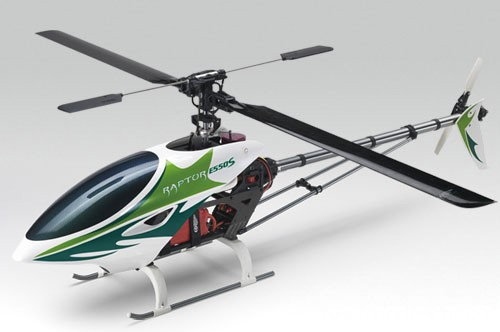 Elicottero Tiger : Thunder tiger raptor e sports elicottero per volo d