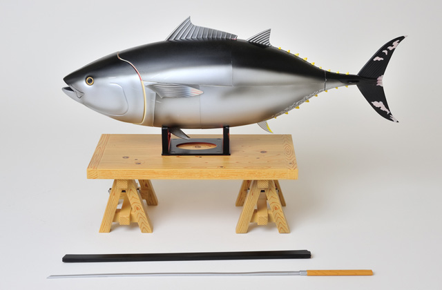 maguro-tonno-tsukiji-model-kit
