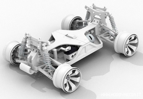 Open RC: il Truggy in scala 1/10 da stampare in 3D! - Hobbymedia