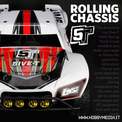 losi-5ive-t-rolling-chassis
