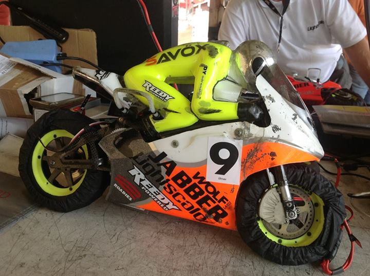 moto rc usate