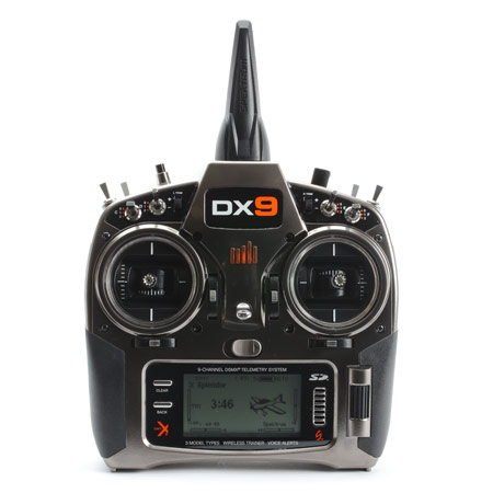 spektrum-dx9-radiocomando