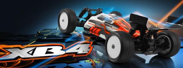 XRAY Buggy XB4 2014 Spec