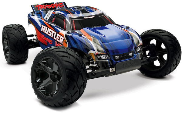 traxxa-rustler-vxl-brushless-rc-car