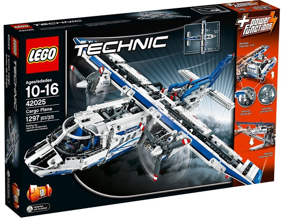 elgo-technic-42025-cargo-plane-box