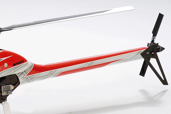 Elicottero Xperience 3d 450s : Video jr propo forza ex elicottero per volo