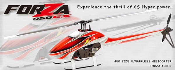 Elicottero Xperience 3d 450s : Elicottero per volo d jr propo forza ex video
