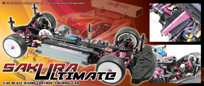 sakura-ultimate-toruing-car-3racing-kit