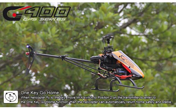 elicottero radiocomandato walkera g400 gps scorpio. Black Bedroom Furniture Sets. Home Design Ideas