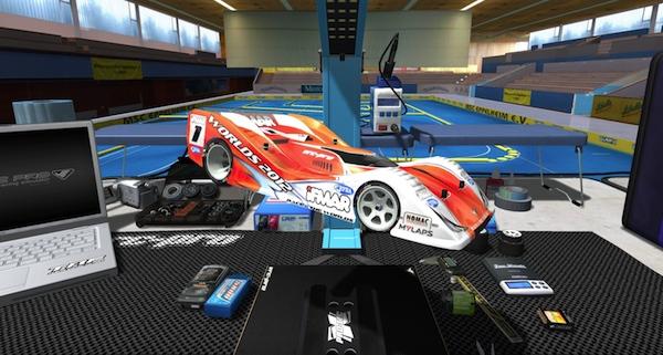 simulatore auto rc free