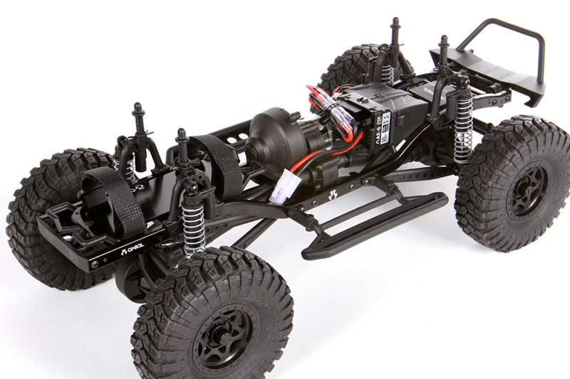 Axial SCX10 Deadbolt: Scaler RTR in scala 1/10 - Hobbymedia