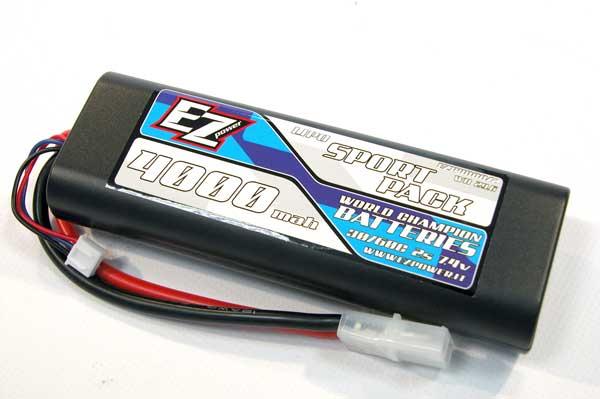 pacco-betterie-lipo-4000-2s-molex