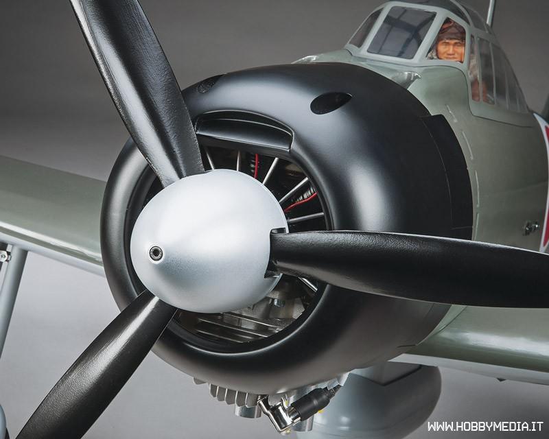 top-flite-zero-aeromodello-big-scale