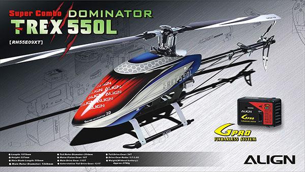 align-trex550l-dominator-super-combo