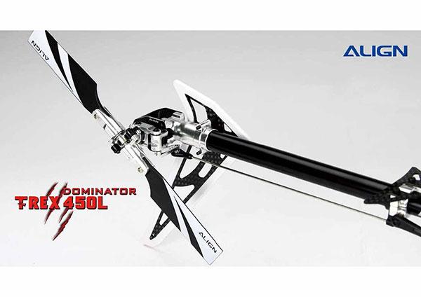 Elicottero Xperience 3d 450s : Align t rex l dominator s elicottero per volo d