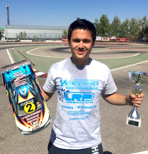 ronald-volker-european-champion-2014