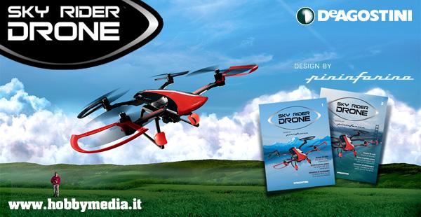 sky-rider-drone-deagostini-fascioli-edicola