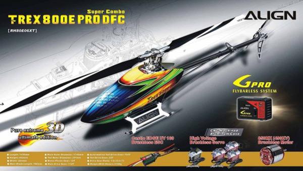 align-t-rex-800e-pro-dfc-sc