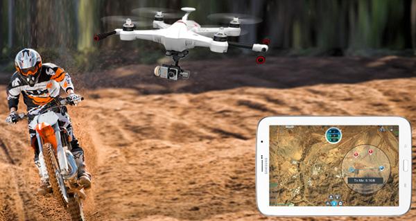 drone-walkera-scout-x4