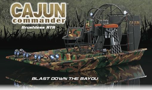aqu-cajun-commander-3d-print
