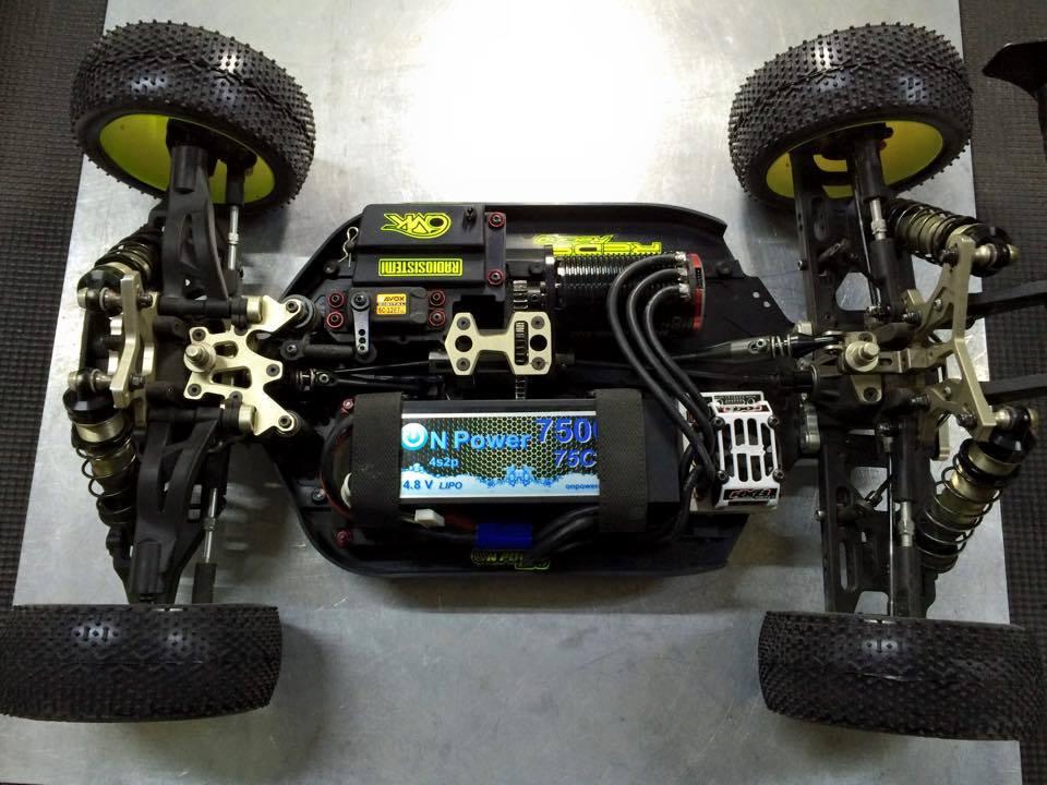 radiosistemi-rr8e-buggy-brushless