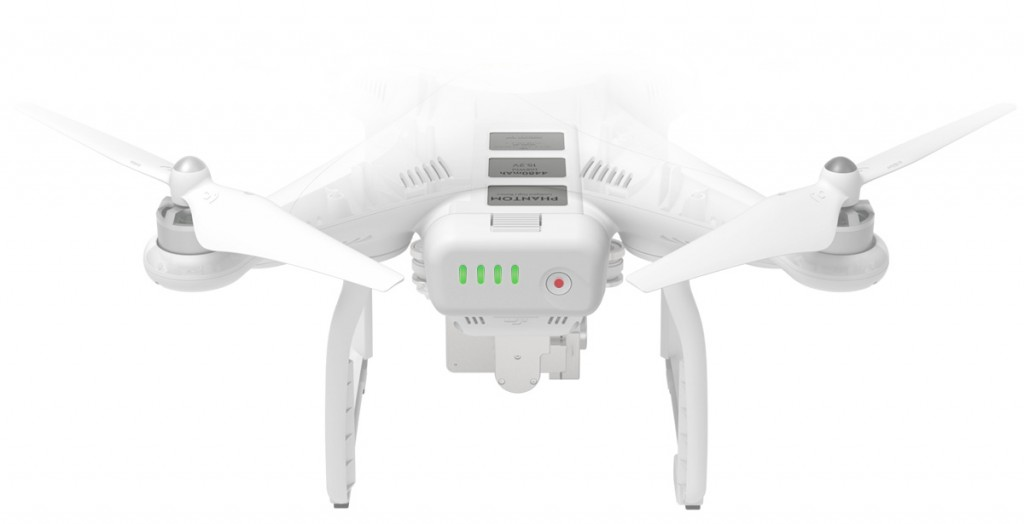 Fun to buy Online: DJI Phantom 3: the new drone of the